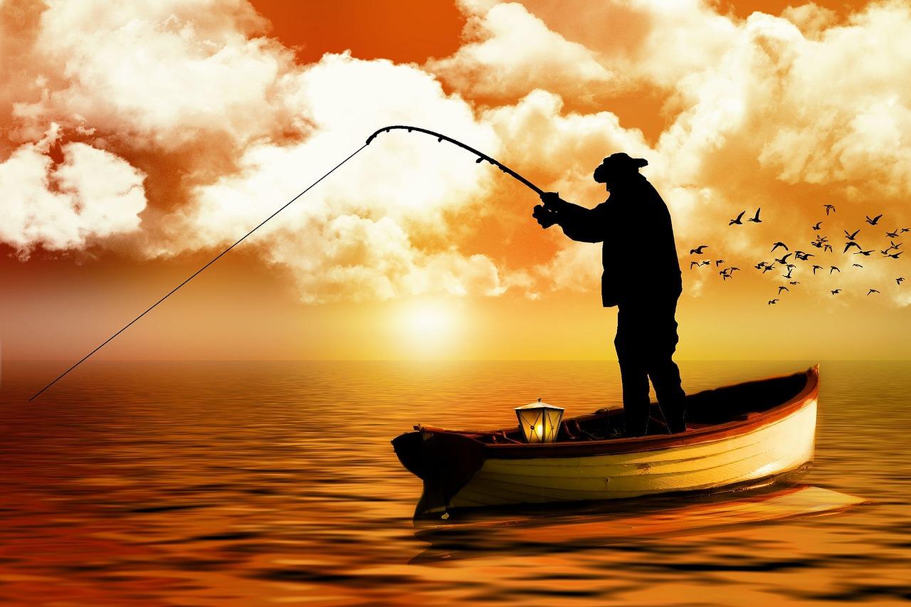 Fiske i populärkulturen