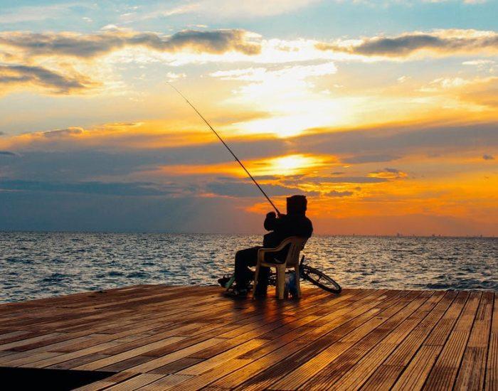 Fiske blir en allt dyrare sport