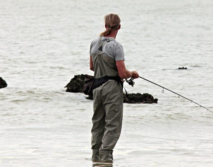 Några av de bästa fiskevattnen