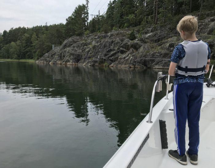 Åk på fiskeutflykt med guide